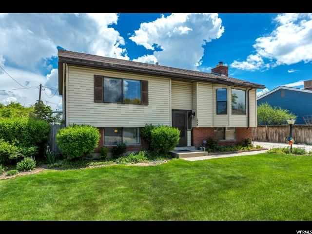 3891 S Ann Dr W, West Valley City, UT 84119 (#1527355) :: Colemere Realty Associates