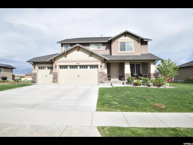 8974 N Stonebridge Ln E, Eagle Mountain, UT 84005 (#1527357) :: The Fields Team
