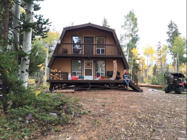 4184 Elk Ln 46 B, Coalville, UT 84017 (MLS #1527399) :: High Country Properties