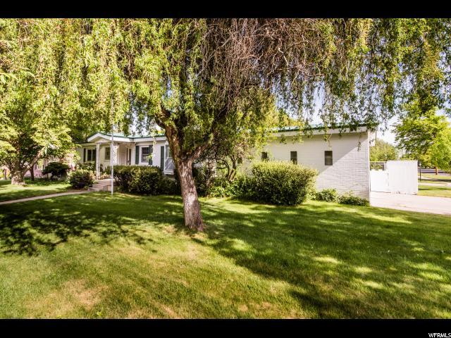 395 E 700 N, Logan, UT 84321 (#1527409) :: Exit Realty Success