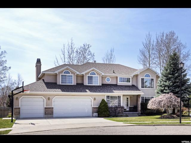 2634 E Seraphine Cv, Cottonwood Heights, UT 84121 (#1527417) :: Colemere Realty Associates