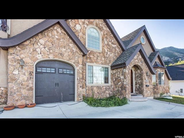 4348 Wimbledon Dr E, Provo, UT 84604 (#1527423) :: Big Key Real Estate