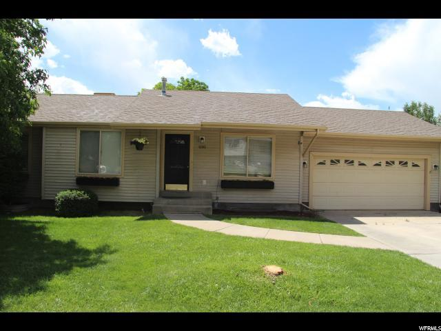 1293 N 150 E, Springville, UT 84663 (#1527437) :: Bustos Real Estate   Keller Williams Utah Realtors