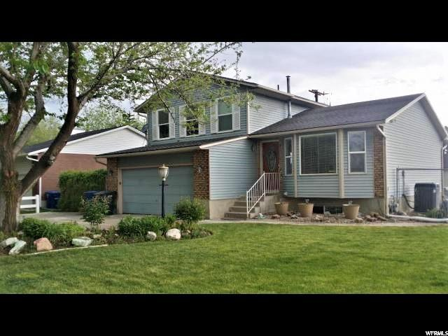 5018 W Corilyn Cir S, West Valley City, UT 84120 (#1527446) :: Colemere Realty Associates
