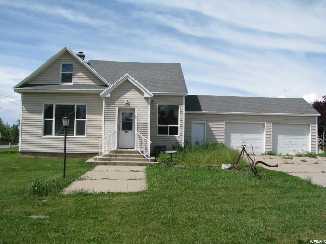 109 E 200 S, Millville, UT 84326 (#1527447) :: Big Key Real Estate