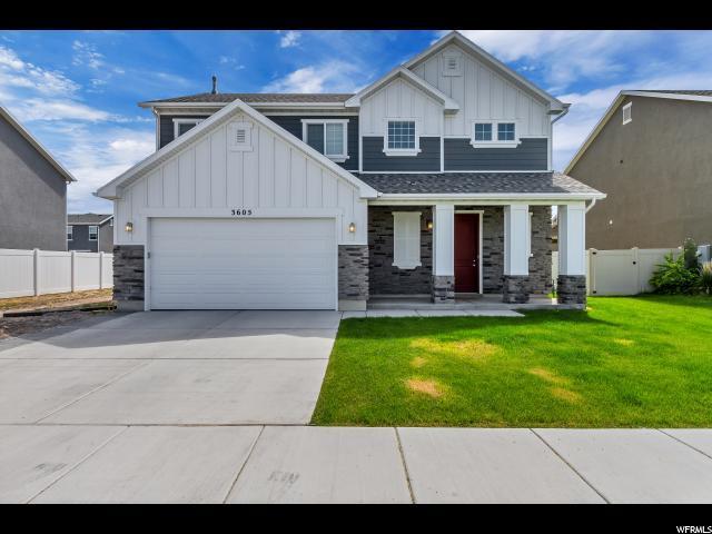 3605 S Creekside Ln, Syracuse, UT 84075 (#1527453) :: Big Key Real Estate
