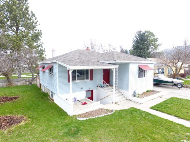 407 E 500 S, River Heights, UT 84321 (#1527456) :: Exit Realty Success