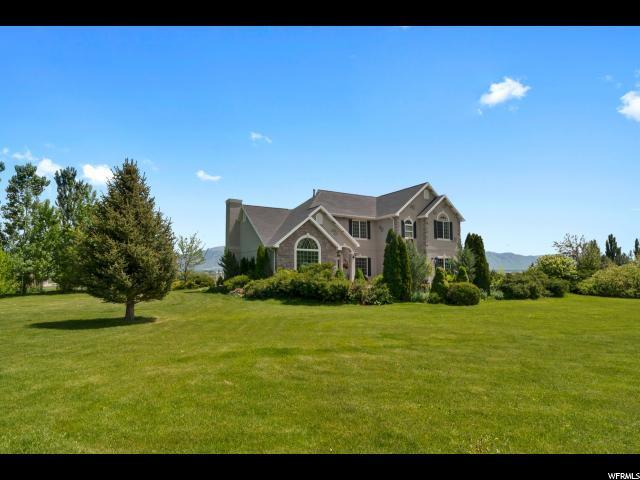 5417 W 2600 S, Mendon, UT 84325 (#1527459) :: Big Key Real Estate