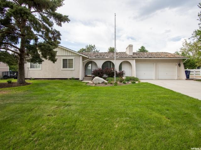 1967 E 10980 S, Sandy, UT 84092 (#1527467) :: Big Key Real Estate