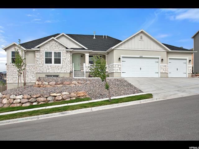 4203 N 900 W, Lehi, UT 84043 (#1527470) :: Big Key Real Estate