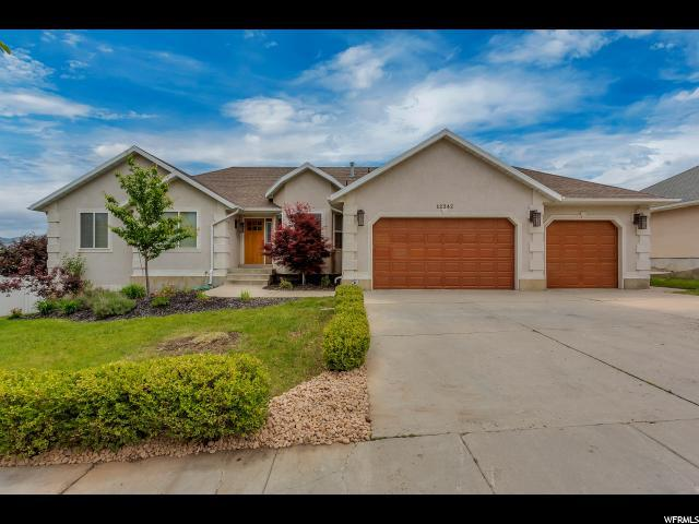 12242 S Joseph View Ln W, Draper, UT 84020 (#1527503) :: The Fields Team