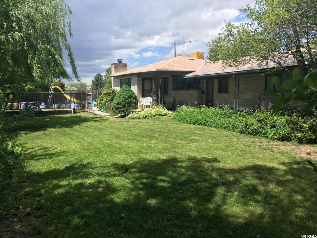 1734 E 4620 S, Salt Lake City, UT 84117 (#1527522) :: Big Key Real Estate