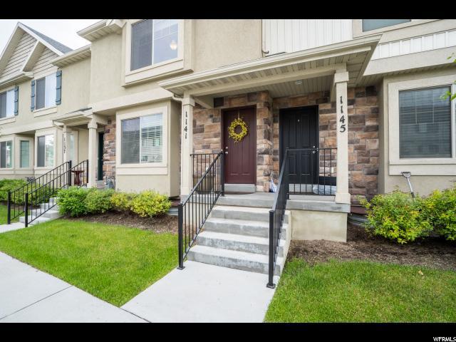 1141 N 1880 W, Provo, UT 84604 (#1527524) :: Big Key Real Estate