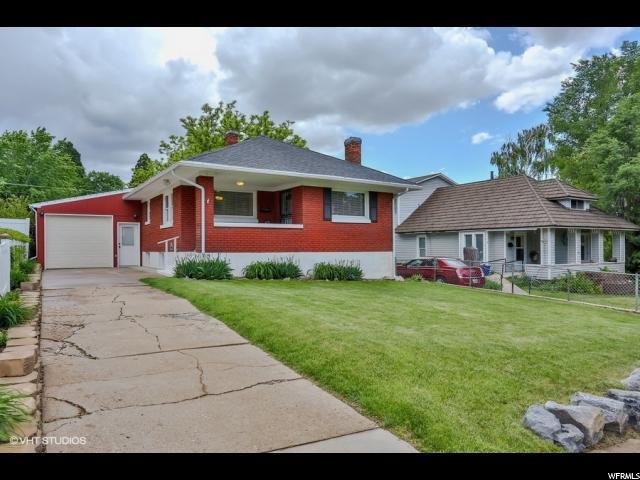 1525 E 24TH St S, Ogden, UT 84401 (#1527525) :: Bustos Real Estate | Keller Williams Utah Realtors