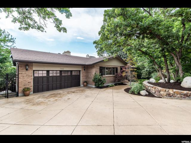 7940 S Titian Way E, Cottonwood Heights, UT 84121 (#1527528) :: Colemere Realty Associates
