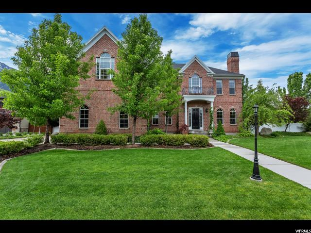 3342 E Glacier Ln, Sandy, UT 84092 (#1527529) :: Big Key Real Estate