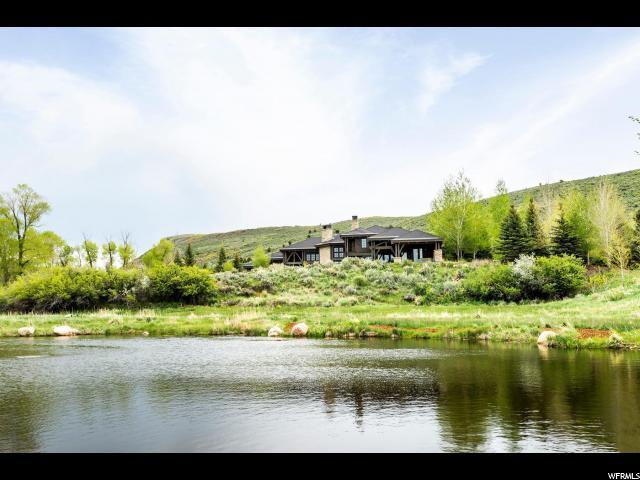 7820 N Victory Ranch Dr, Heber City, UT 84032 (#1527546) :: Big Key Real Estate