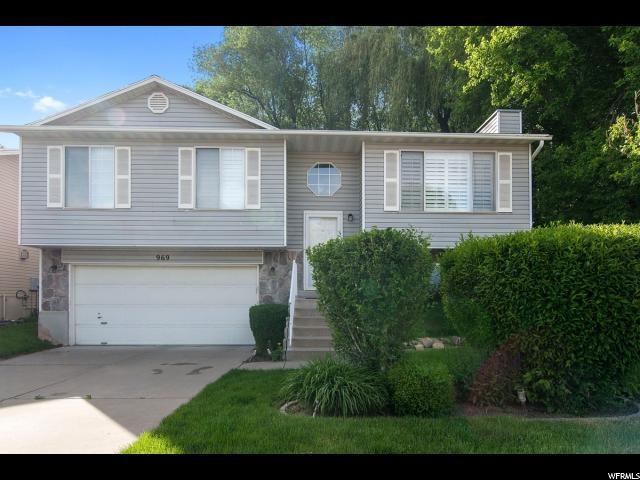 969 E 250 S, Layton, UT 84041 (#1527547) :: Big Key Real Estate