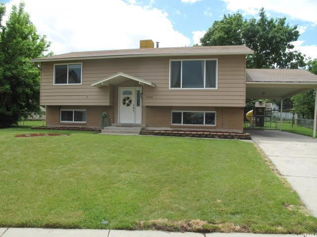 4366 S Wormwood Dr, West Valley City, UT 84120 (#1527550) :: Colemere Realty Associates