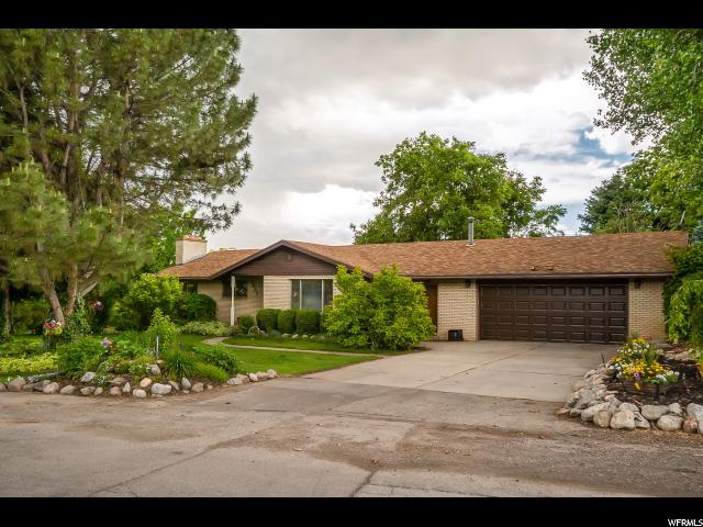 1632 S Sunset Dr, Kaysville, UT 84037 (#1527551) :: Exit Realty Success