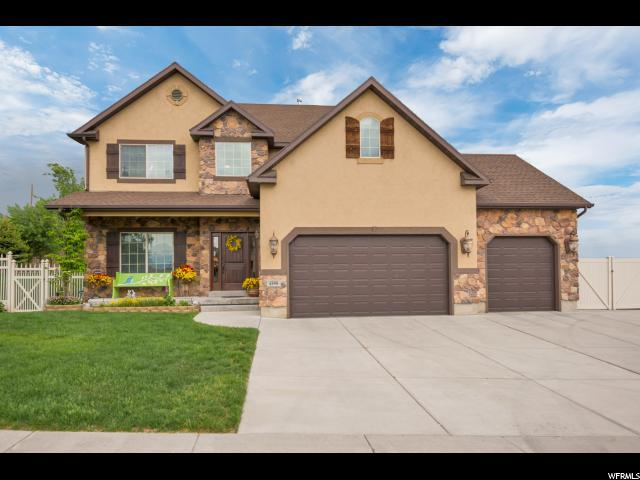 4598 S Cape Ridge, West Valley City, UT 84128 (#1527560) :: Colemere Realty Associates