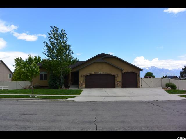12637 S Brundisi Way, Herriman, UT 84096 (#1527573) :: Big Key Real Estate