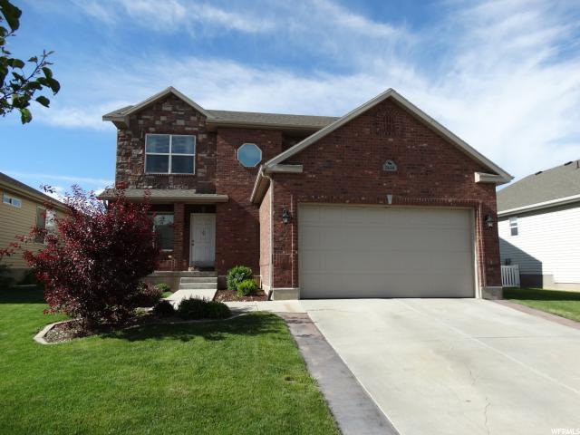 2434 W Craig Ln S, Syracuse, UT 84075 (#1527576) :: Bustos Real Estate | Keller Williams Utah Realtors