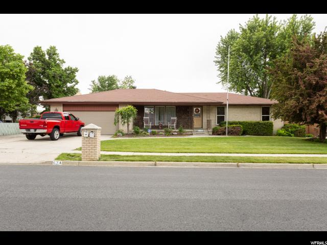 674 E Floyd Dr, Sandy, UT 84070 (#1527579) :: Big Key Real Estate