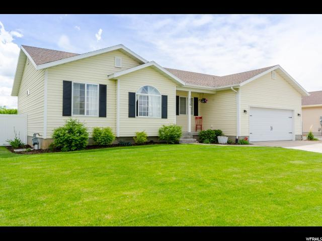 1038 E Hyrum Blvd, Hyrum, UT 84319 (#1527593) :: Big Key Real Estate
