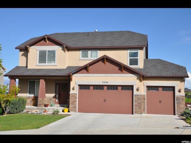 7638 N Wyatt Earp Ave, Eagle Mountain, UT 84005 (#1527595) :: Big Key Real Estate