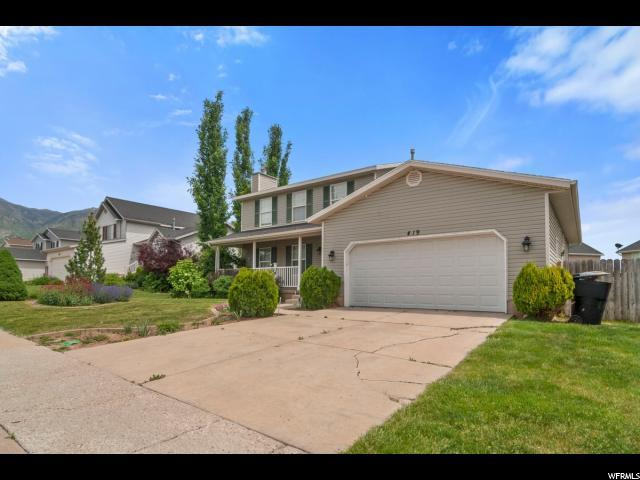 419 W Mutton Hollow Rd, Kaysville, UT 84037 (#1527596) :: Exit Realty Success