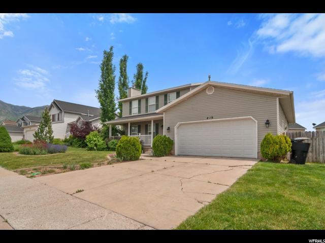 419 W Mutton Hollow Rd, Kaysville, UT 84037 (#1527596) :: Big Key Real Estate