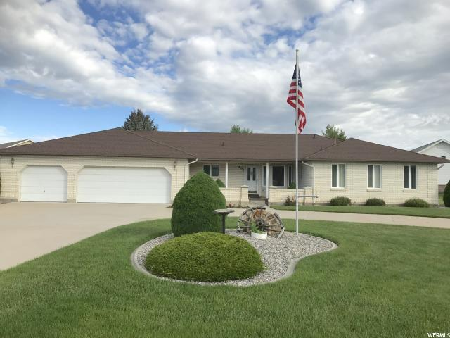 861 N Fairway Dr. E, Preston, ID 83263 (#1527599) :: Bustos Real Estate | Keller Williams Utah Realtors