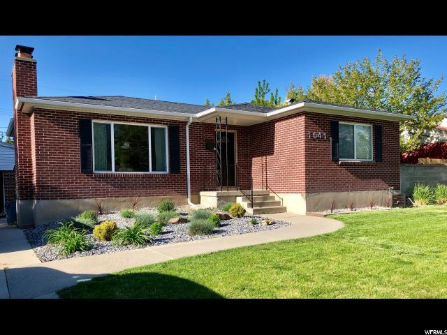 1041 E 4025 S, Salt Lake City, UT 84124 (#1527606) :: Exit Realty Success