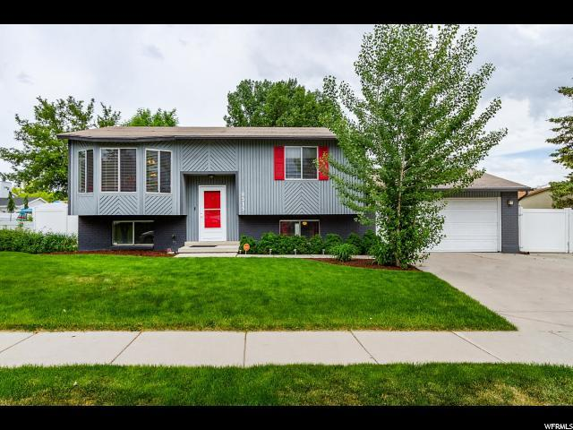 6515 S Coybrook Dr W, Taylorsville, UT 84129 (#1527610) :: goBE Realty