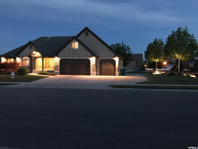 3761 W 12125 S, Riverton, UT 84065 (#1527612) :: Colemere Realty Associates