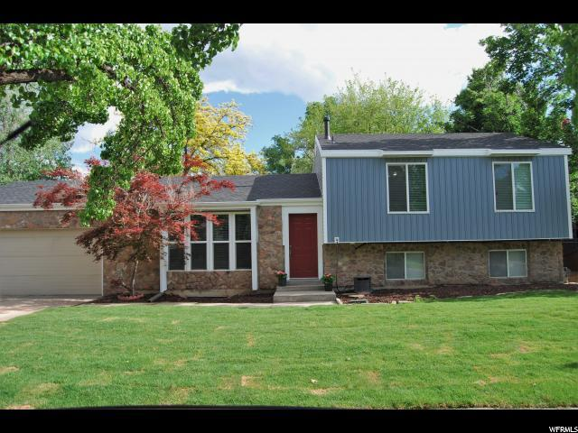 1772 E Tramway S, Sandy, UT 84092 (#1527615) :: Big Key Real Estate