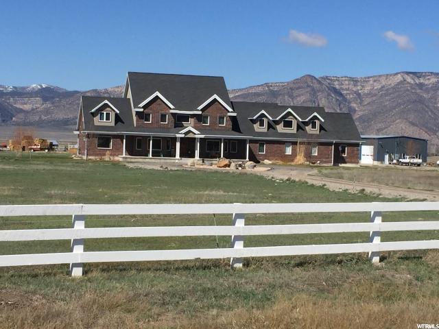 7715 N 2625 E, Ephraim, UT 84627 (#1527618) :: Big Key Real Estate