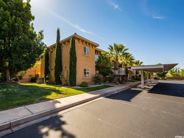 700 N Main St D5, Washington, UT 84780 (#1527622) :: Big Key Real Estate