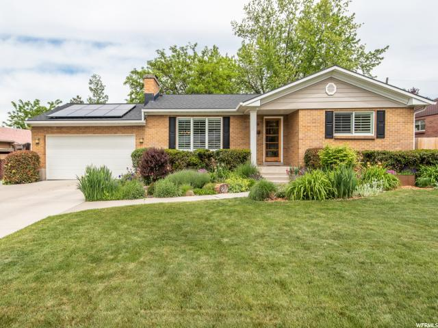 2021 E Sands Dr S, Salt Lake City, UT 84124 (#1527628) :: Colemere Realty Associates