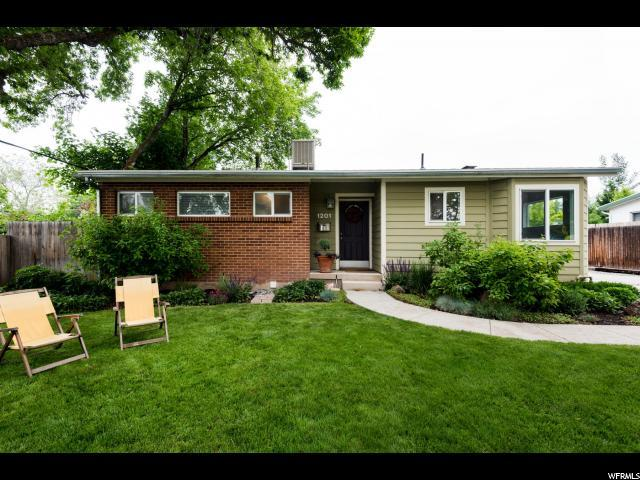 1201 E 3745 S, Salt Lake City, UT 84106 (#1527633) :: Colemere Realty Associates