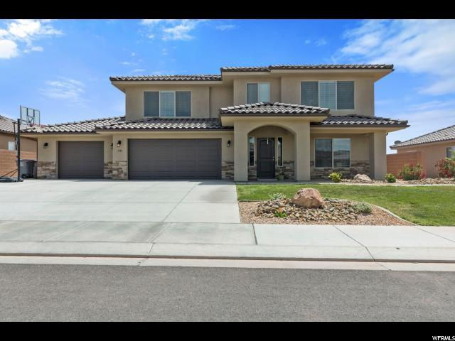1741 S 1380 W, St. George, UT 84770 (#1527662) :: Bustos Real Estate | Keller Williams Utah Realtors