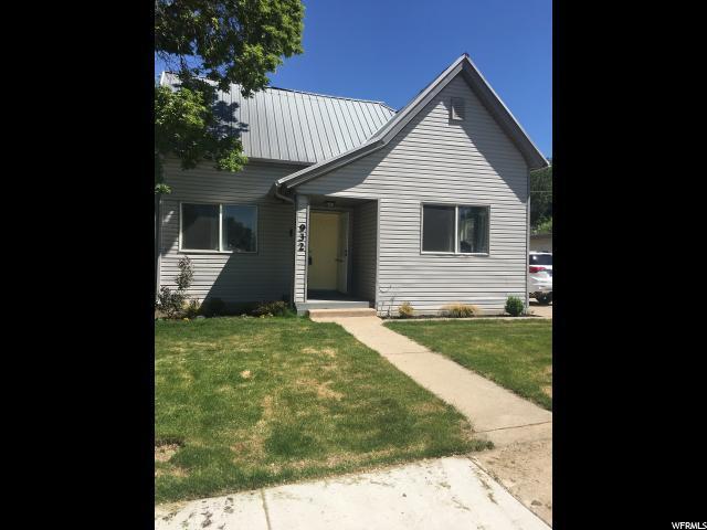 932 E Capitol St, Ogden, UT 84401 (#1527677) :: Bustos Real Estate | Keller Williams Utah Realtors