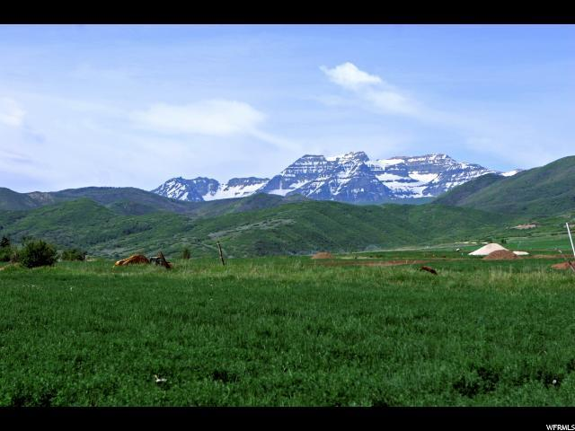 545 W Cascade, Midway, UT 84049 (MLS #1527684) :: High Country Properties
