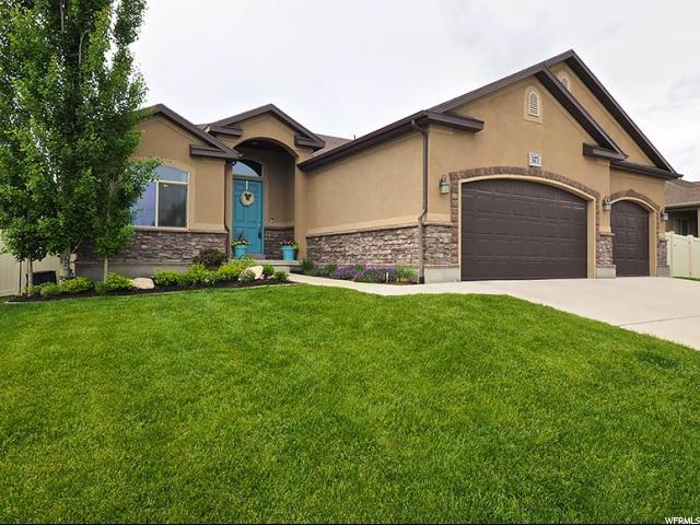 3471 W Chatel Dr, Riverton, UT 84065 (#1527692) :: Colemere Realty Associates