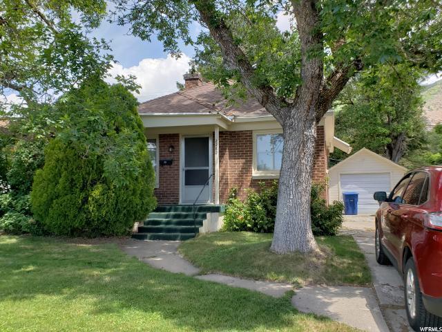 2260 S Harrison Blvd E, Ogden, UT 84401 (#1527709) :: Bustos Real Estate | Keller Williams Utah Realtors