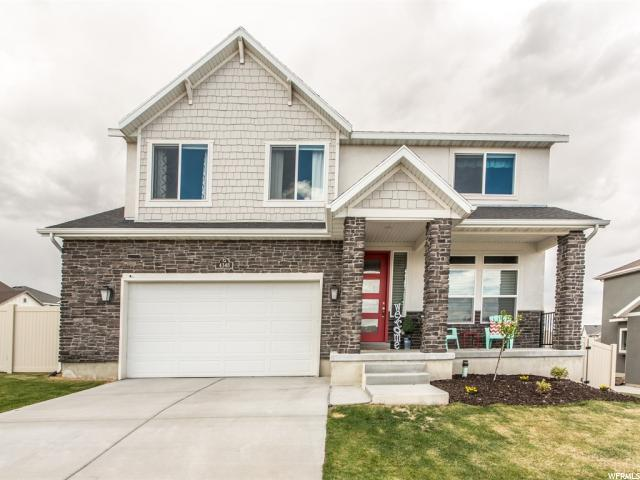 4348 W Lower Meadow Dr. S, Herriman, UT 84096 (#1527723) :: Colemere Realty Associates