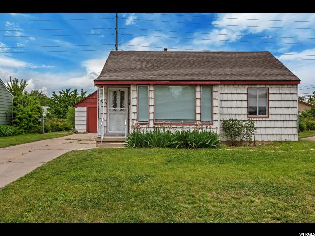 569 N Colorado St W, Salt Lake City, UT 84116 (#1527741) :: Colemere Realty Associates
