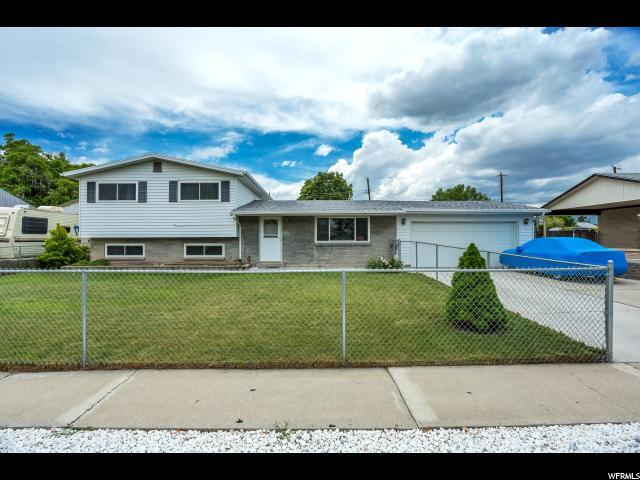 4205 W Midway Dr S, West Valley City, UT 84120 (#1527743) :: Colemere Realty Associates