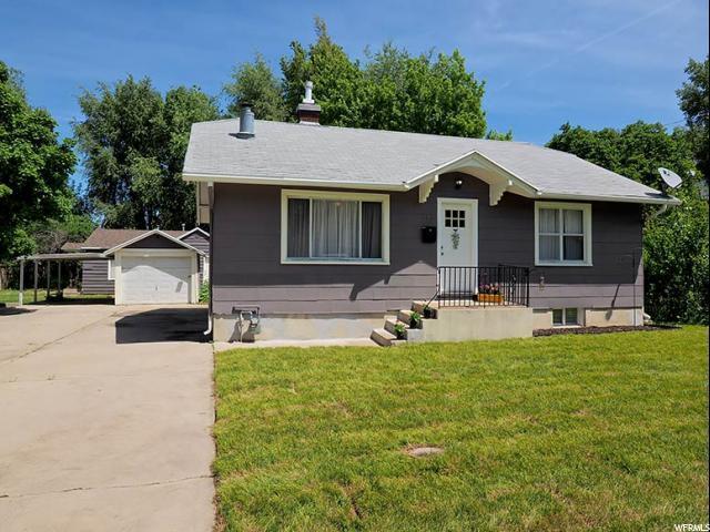 980 E 16TH St, Ogden, UT 84404 (#1527751) :: Big Key Real Estate